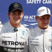 Pole de oro para Rosberg; Hamilton se va contra el muro - LaF1.es