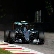 Nico Rosberg en Italia - laF1