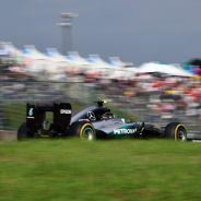 Nico Rosberg ha sido el más rápido en todas las sesiones del fin de semana - LaF1