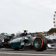 Nico Rosberg en Japón - laf1