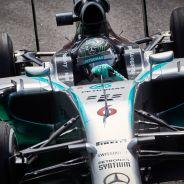 Nico Rosberg en Interlagos - LaF1