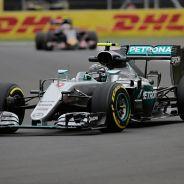 Rosberg está más cerca del título que nunca - SoyMotor
