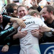 Nico Rosberg en una imagen de archivo - laF1