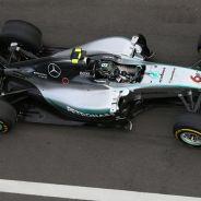 Nico Rosberg en Rusia - LaF1