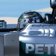 Sin cambios en el guión, Mercedes protagonista indiscutible