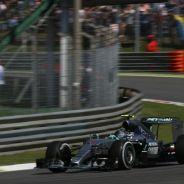 Rosberg tuvo un sábado muy complicado en Monza - LaF1