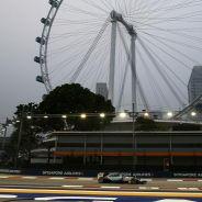 Rosberg lidera los Libres 1 del GP de Singapur - LaF1