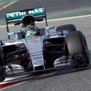 Nico Rosberg afronta la nueva temporada con ganas de ser la referencia de la parrilla - LaF1
