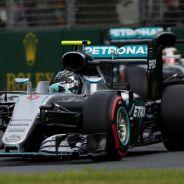 Nico Rosberg ha liderado el primer doblete de la temporada para Mercedes - LaF1