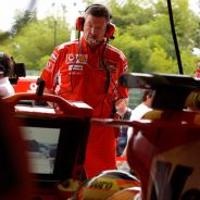 Ross Brawn en una imagen de archivo de 2005 - LaF1