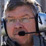 Ross Brawn se despidió de Mercedes la semana pasada