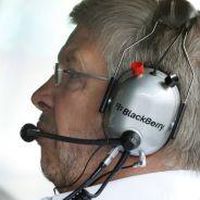 Ross Brawn en el pit wall de Suzuka - LaF1