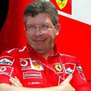 Brawn dejó Ferrari con la marcha de Michael Schumacher - LaF1