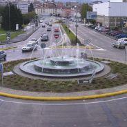 Rotonda suceptible por su configuración de ser utilizada en el 'timo de la rotonda' - SoyMotor