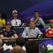Rueda de prensa previa al GP de Mónaco - LaF1