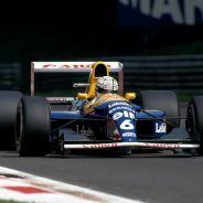 Las ruedas anchas distanciarán a los mejores pilotos según Ricciardo
