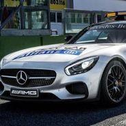 El Mercedes AMG GT S es el nuevo coche de seguridad de la F1 - SoyMotor