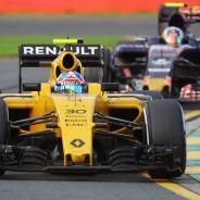 Sainz espera ser más competitivo el año que viene con motores Renault - LaF1