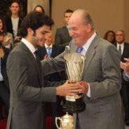 Sainz consigue el premio a mejor deportista revelación del año 2014 - LaF1