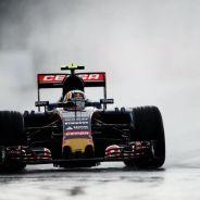 Sainz en los Libres del GP de Rusia del año pasado - LaF1