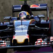 Carlos Sainz en Bakú - laF1