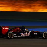 Carlos Sainz, hoy en Baréin - LAF1