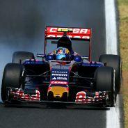 Carlos Sainz en Hungría - Laf1