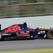 Carlos Sainz, hoy en el Circuit de Barcelona-Catalunya - LaF1