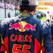 Carlos Sainz Jr. y Max Verstappen - LaF1.es