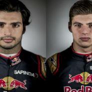 Carlos Sainz y Max Verstappen - LaF1