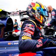 Carlos Sainz ya lo tiene todo preparado para rodar en Montmeló - LaF1