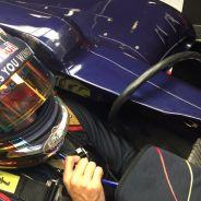 Carlos Sainz está muy satisfecho con el motor Ferrari - LaF1