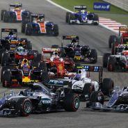 Los equipos votarán este jueves si seguir o no con la clasificación actual - LaF1