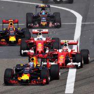Salida del GP de China - LaF1