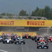 La Fórmula 1 llegará a Canal+ de la mano de Movistar F1 - LaF1