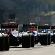 La Fórmula 1 rechaza la idea de los motores V6 Biturbo - LaF1