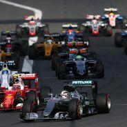La Fórmula 1 quiere probar de nuevo el polémico sistema de clasificación - LaF1