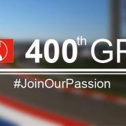 Sauber celebrará un cita muy especial en el próximo GP de Estados Unidos - LaF1