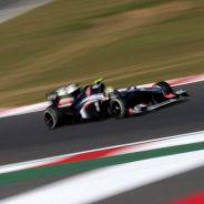 Esteban Gutiérrez durante la clasificación de Yeongam - LaF1