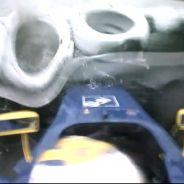 Accidente de Marcus Ericsson en los Libres 3 - LaF1