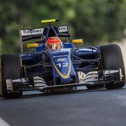 Felipe Nasr en Azerbaiyán - LaF1