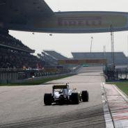 Felipe Nasr en la recta de entrada a meta - LaF1.es