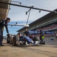 Sauber comienza a desarrollar el coche tras la solucionar los problemas económicos - LaF1