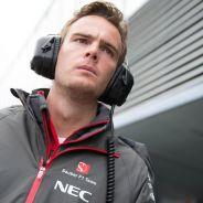 Giedo Van der Garde con Sauber - LaF1.es
