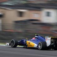 Sauber no llegará a tiempo para presentar su nuevo monoplaza en los primeros test de Montmeló - LaF1