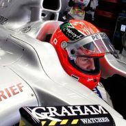 Michael Schumacher en una imagen de archivo - LaF1