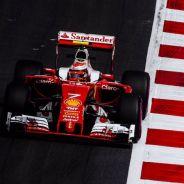 Kimi Raikkonen en Austria - LaF1