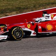 Sebastian Vettel en Austin - LaF1