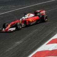 Vettel es optimista con el trabajo de Ferrari - LaF1