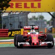 Vettel lo dio todo ayer en la pista - LaF1